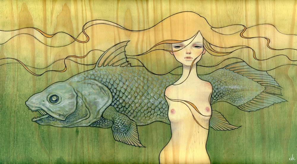 Claudia & the Coelacanth