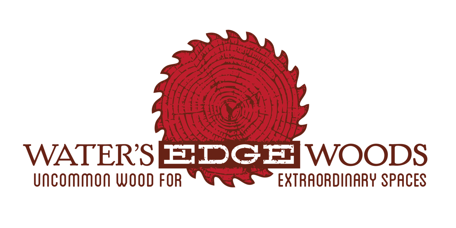 Water's Edge Woods | Custom Wood Shop