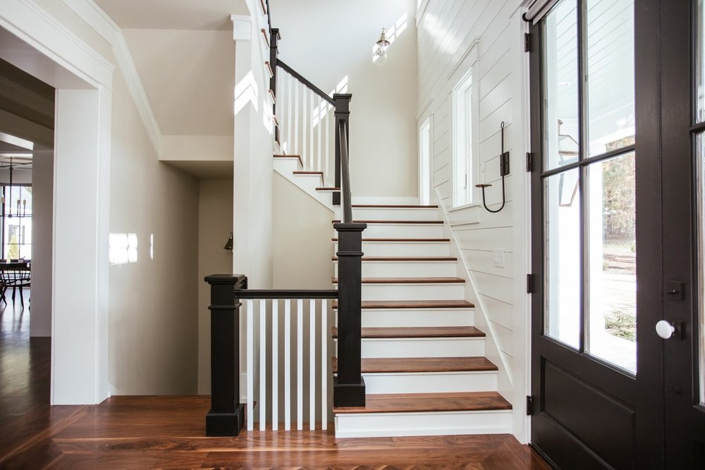 Black Walnut Stair Treads
