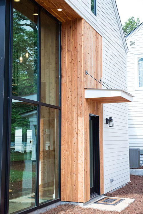 Eastern Red Cedar Rain Screen