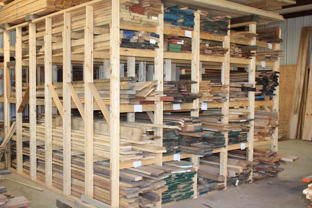 Specialty Hardwood Lumber