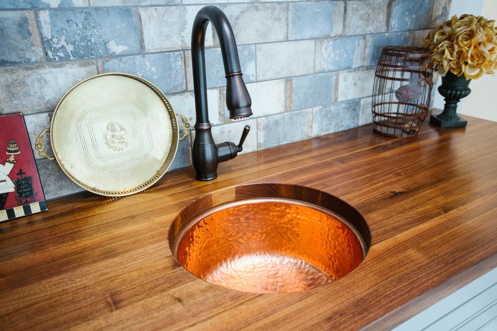 shop - wood countertops