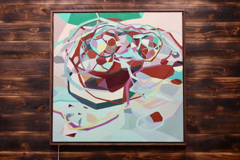Painting:    Erin McIntosh