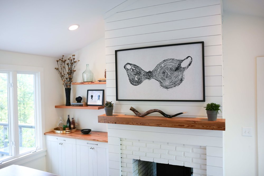 shop - Fireplace mantels