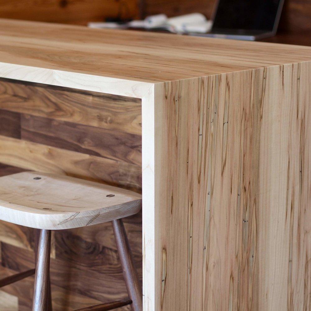 - Wood Countertops