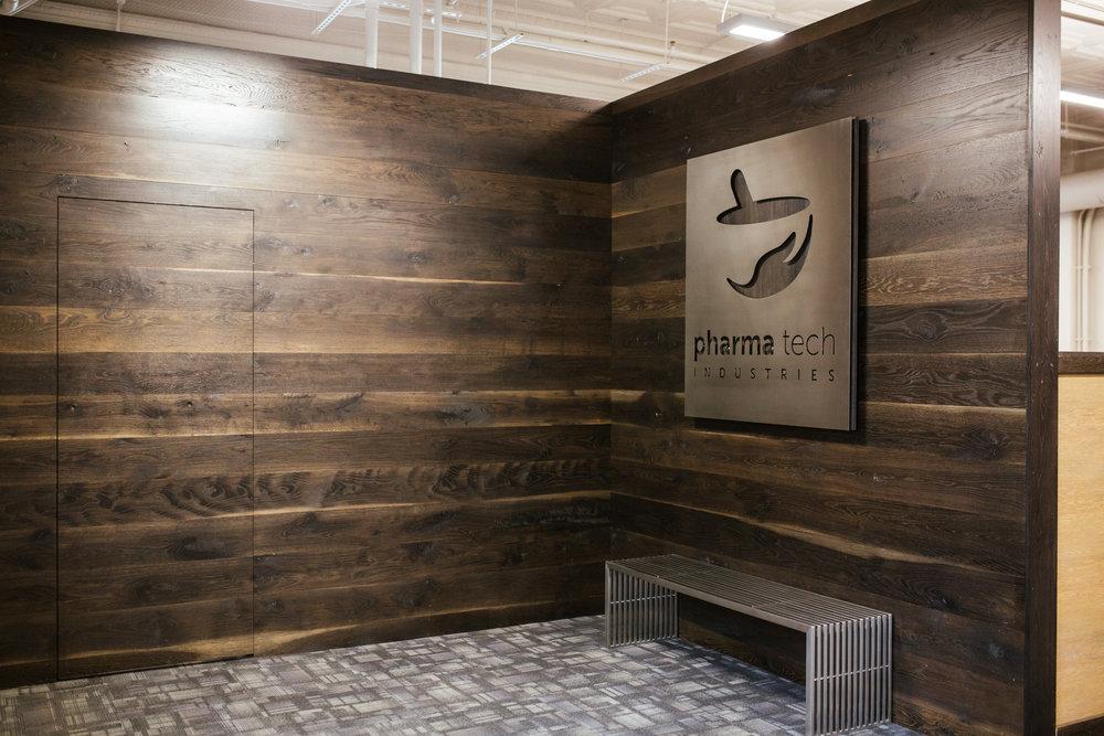 - pharma tech industries