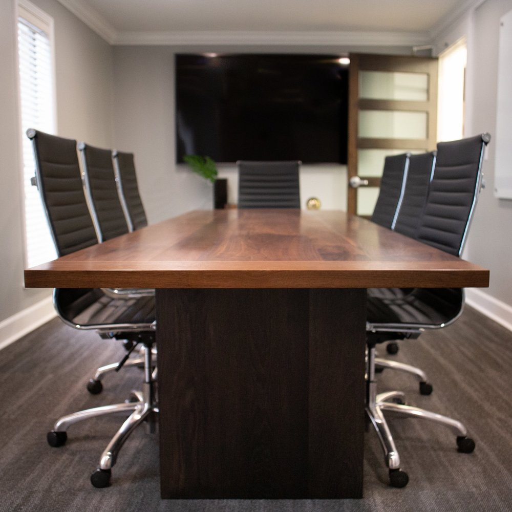 - conference tables