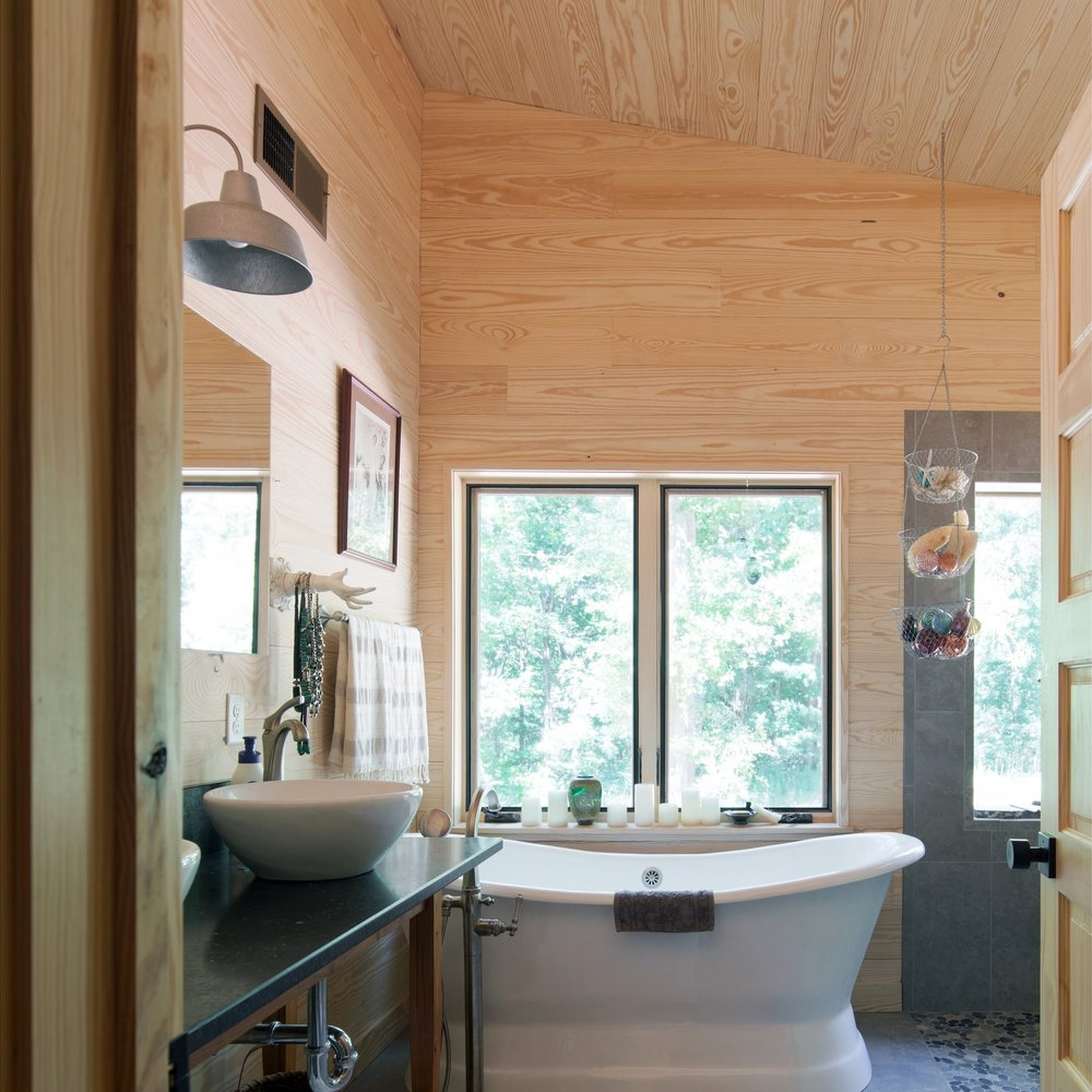 - clear southern yellow pine
