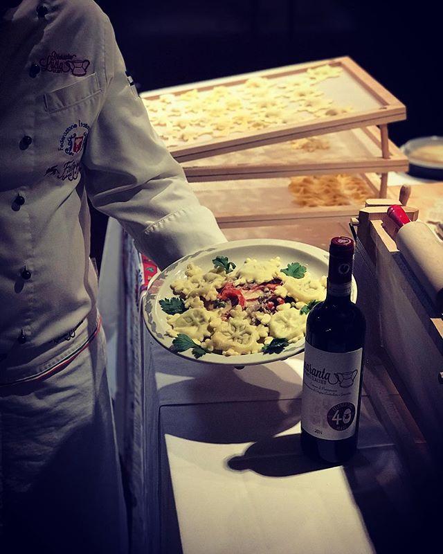 Sei Stelle ravioli! Taste an authentic Italian food in Northend! @luciarist #cheffedericozampieri #seistellemood #bestfoodinboston #cavfilippofrattaroli