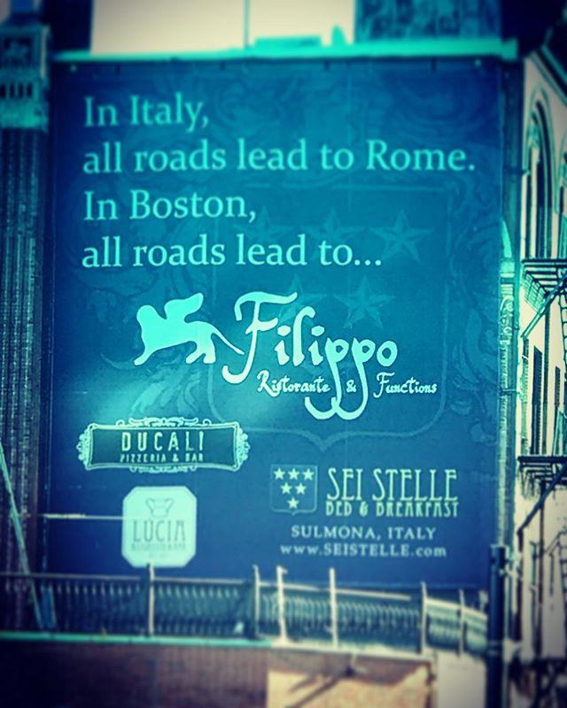 #seistellemood #seistellemood #northendboston #filipposristorante #boston #italianfoodboston #bestfoodboston