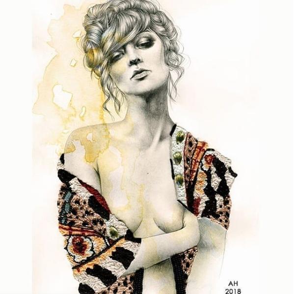 Ashley Hoey - Artist & Printmaker based in Charleston, WV