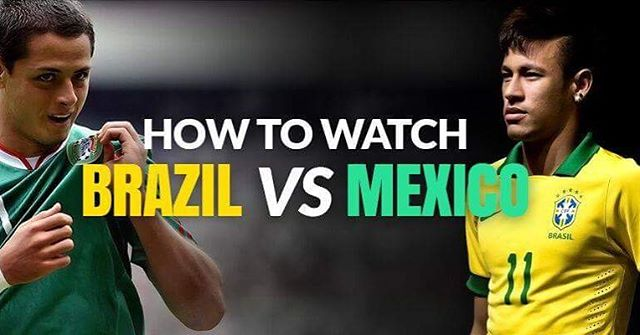 Watch it at Junkie of course! Opening at 7am Monday for this monumental match! ⚽️