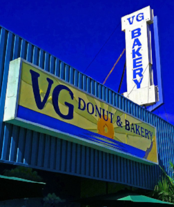 VG DONUT & BAKERY - CARDIF BY THE SEA