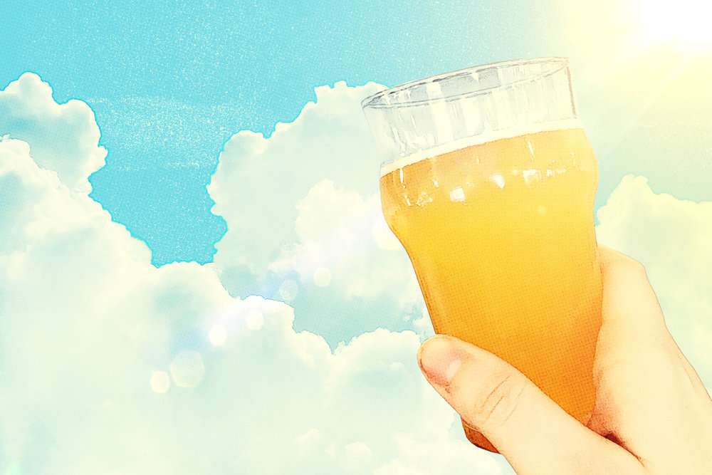 Thrillist article on how the New England cloudy IPA is taking over America.