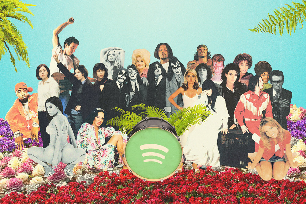 Thrillist article of the 1,000 best songs on Spotify.