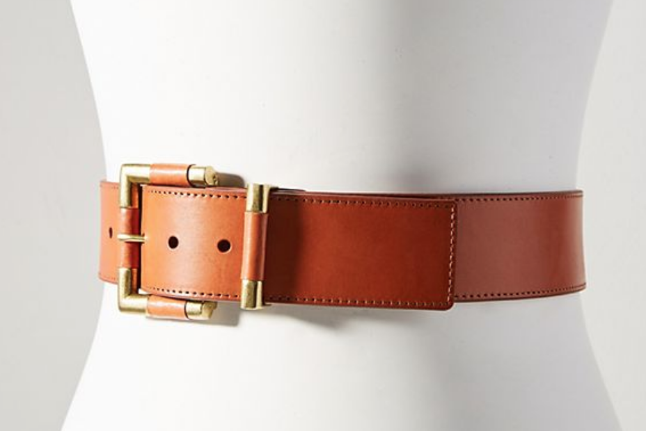 Journey Belt from Anthropologie, $58