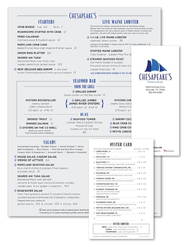 Chespeake menus.jpg