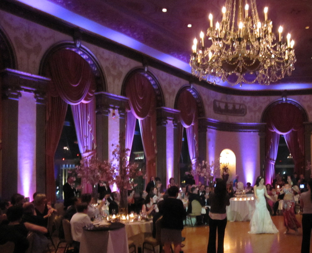 Ballroom at the Biltmore Hotel
