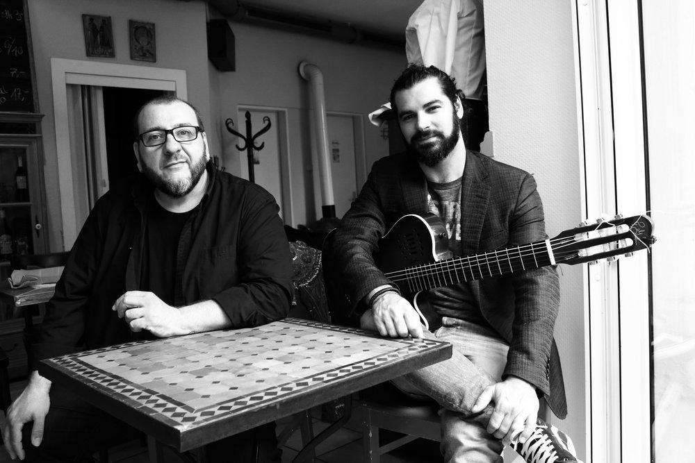 Gallo & Palomo - Flamenco DuoLuis Gallo & Jorge Palomo ist ein musikalisches Flamenco Jazz Fusion Projekt, deren Mitglieder über langjährige Erfahrung und einen excellenten Ruf in der Welt des Flamencos verfügen.