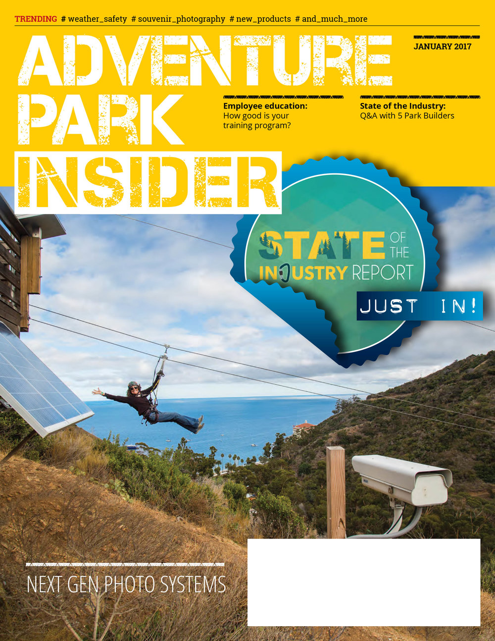 As seen in Adventure Park Insider.