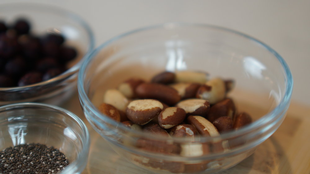 Brazil nuts - magnesium to the rescue!