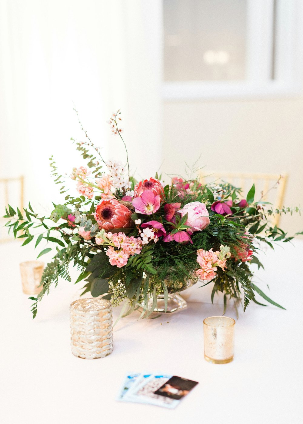 Photo by Annie Timmons Photography, Flowers by Jenny's Projects