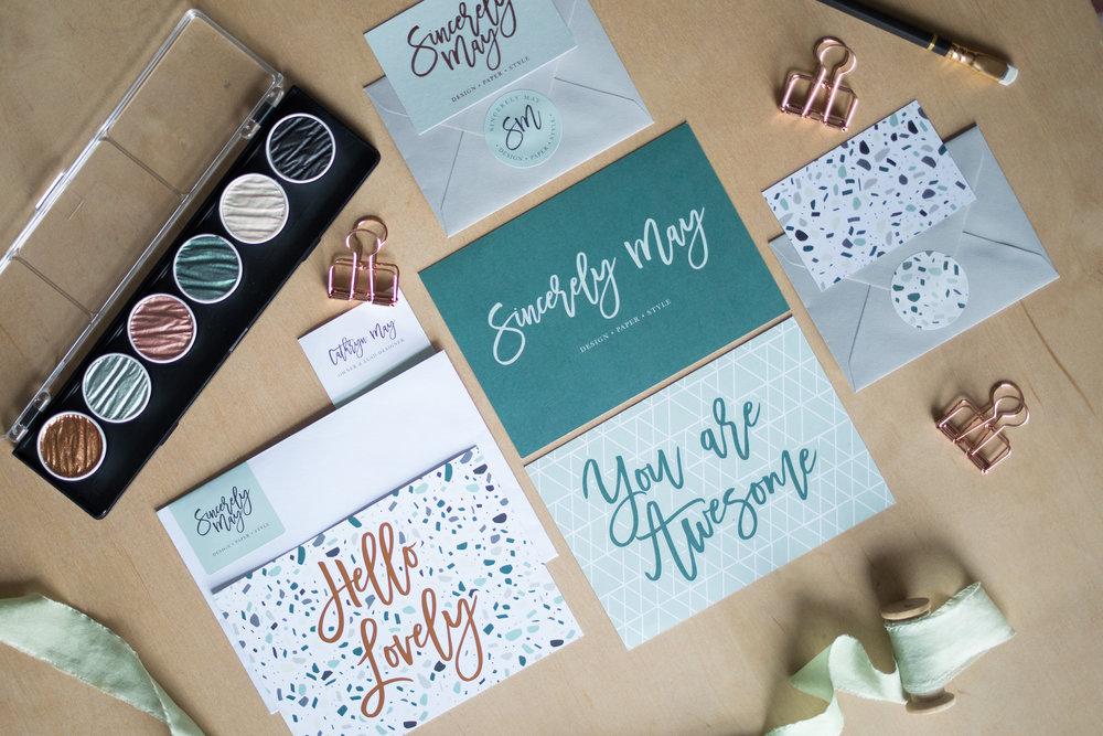Sincerely May Wedding Stationery Branding1.jpg