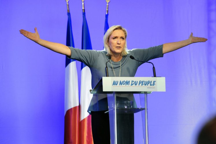 Marine Le Pen french election