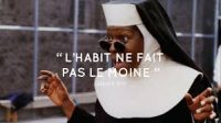L'habit ne fait pas le moine : the clothe doesn't make the monkbizarre french idioms used in the common language