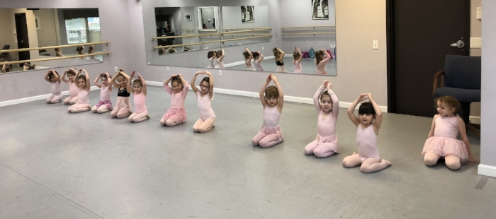 We believe that starting at age 5, at least 30 minutes should be devoted to one genre of dance for proper training and technique.
