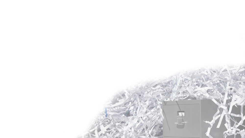 Maintaining Complete Internal Security & Confidentiality   Our shredding system ensures that your confidential documents are shredded on-site, ensuring complete security.