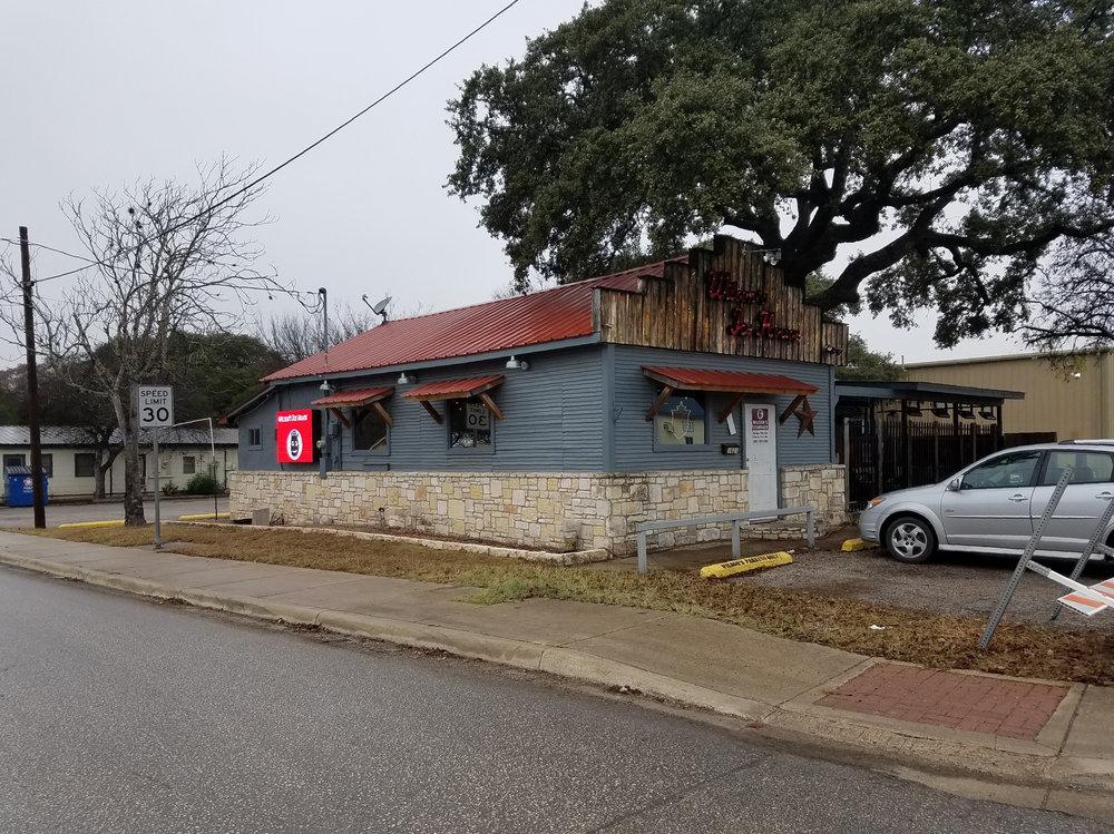 Wilson's Ice House in Kerrville, TX