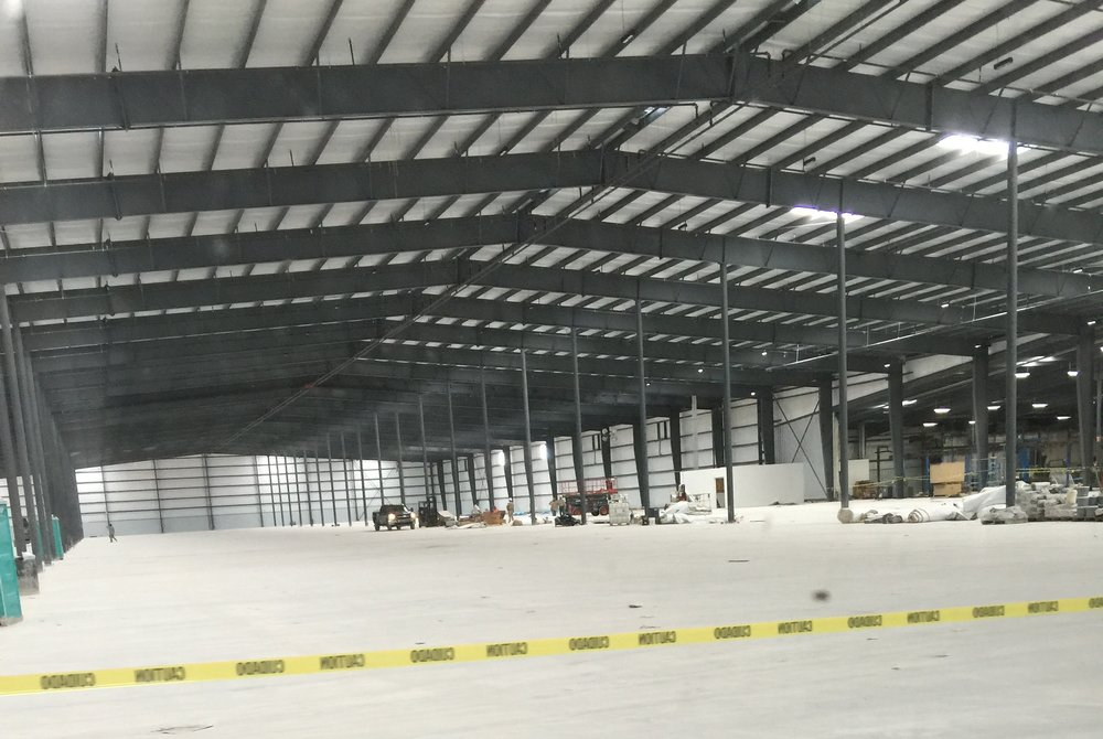 AJW Warehouse - Comfort, TX   After Upgrade