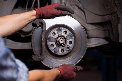 Brake, Wheels and Suspension repairs.