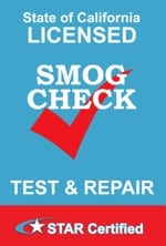 certified smog check station