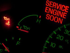 car diagnostics for failed engine light