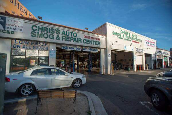 Smog Check For Your Car in Pacific Beach