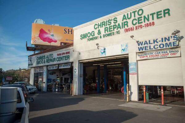Brake repair and brake service in Pacific Beach