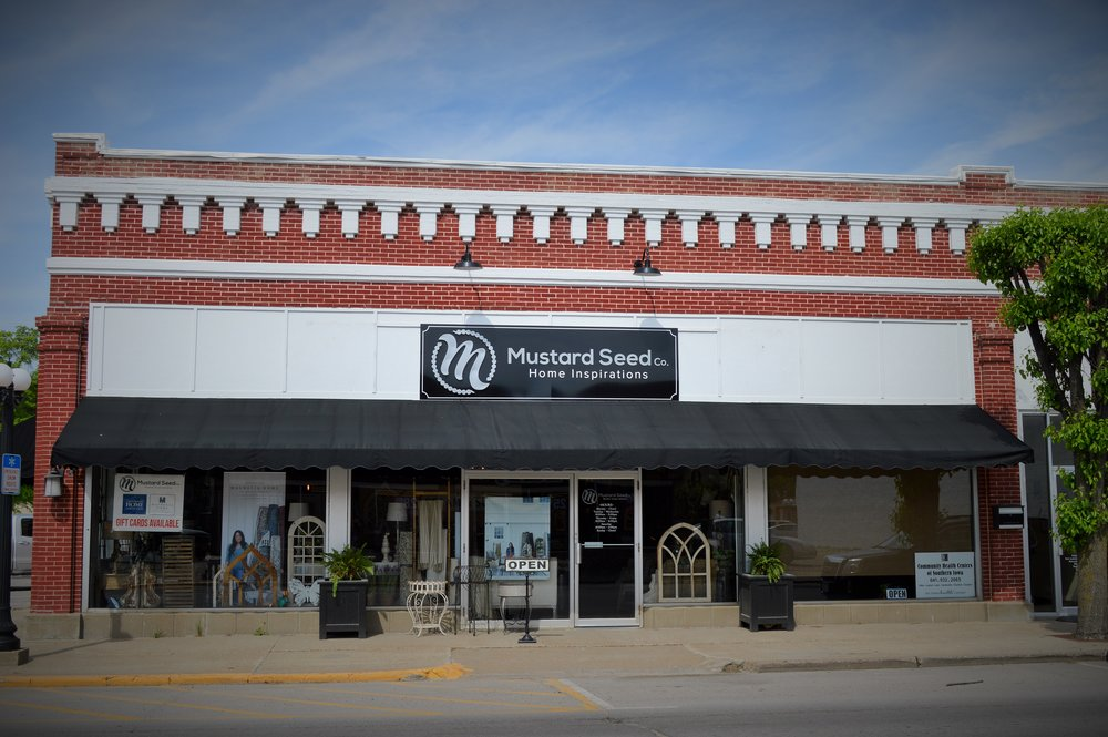 Mustard Seed Co - Albia, Iowa