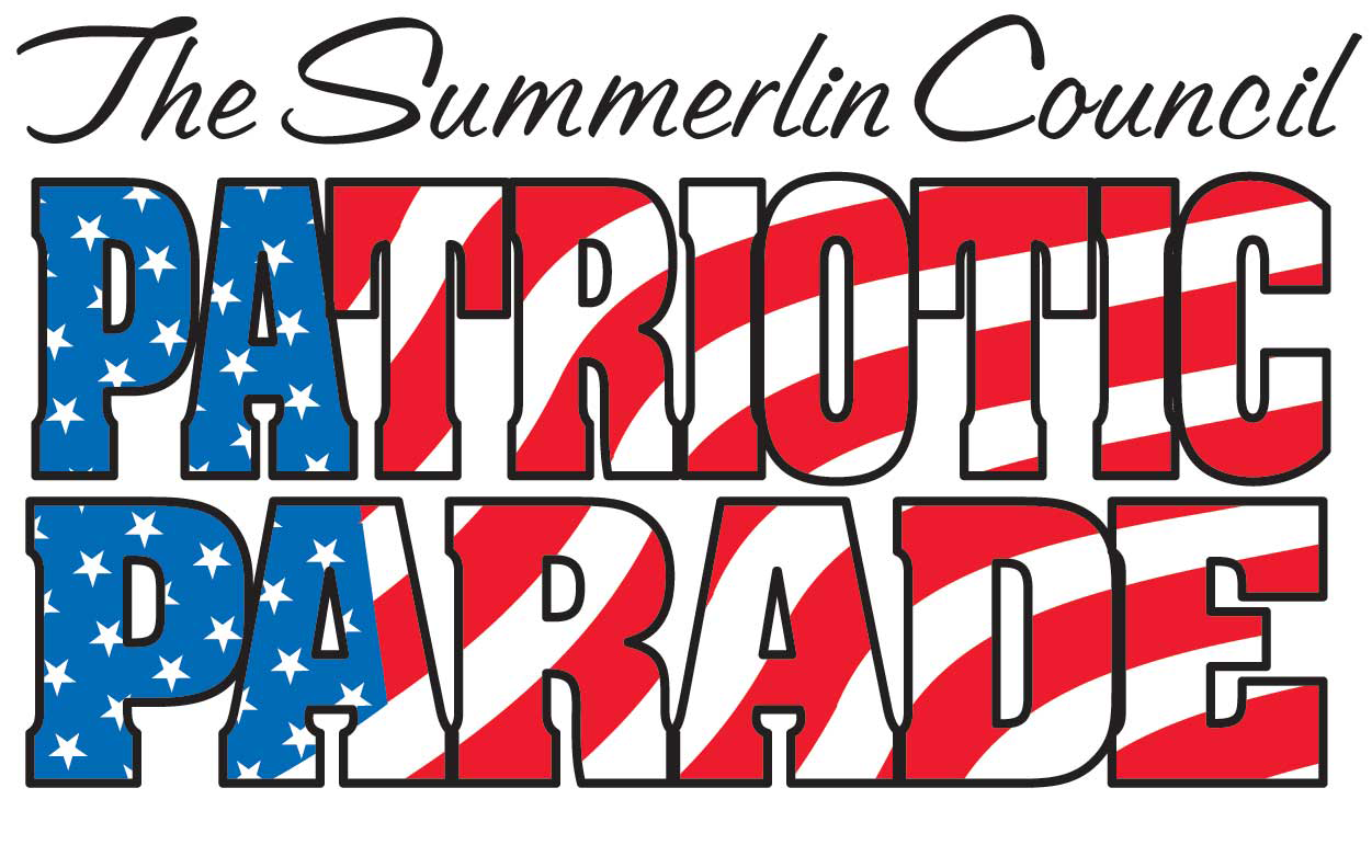 2018 Summerlin Council Patriotic Parade Sponsorship