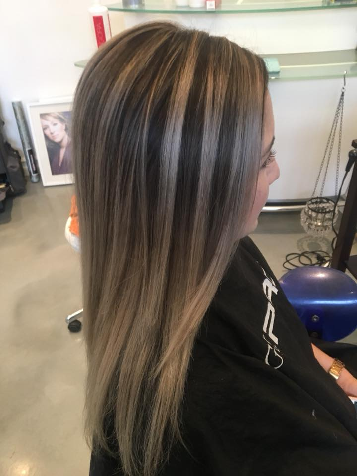 After Color Melt - Balayage