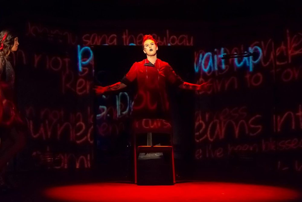 American Idiot - Associate Projection Design