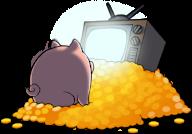 Piggy_B_watching_Magic_TV.png