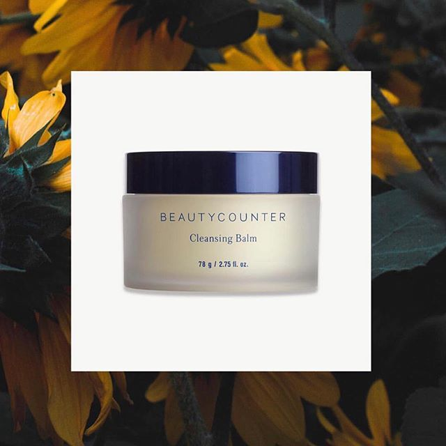 The Powerhouse. Our Cleansing Balm truly is a product that must be a part of your skincare routine.  It's a nourishing daily cleanser, a melting makeup-removing balm, and a deeply replenishing overnight mask. It also hydrates with nutrient-rich raspberry and cranberry seed oils and promotes a brighter complexion with radiance-boosting vitamin C. Simply massage an almond-size amount onto dry skin and let it break down oils, dirt, and impurities. Then dampen the soft 100% muslin cloth (included) to wipe everything away and rinse skin with cool water. Or, for use as an overnight mask, massage it into clean skin and rinse away in the morning. 🙋🏻♀️ whose ready to try? . . . #naturalbeauty #naturalmakeup #skincare #igbeauty #naturalista #wellnesswednesday #montanamoment #bigfork #missoula #whitefish #mtnmama #mountainmama #mountaingirls #alpinebabes