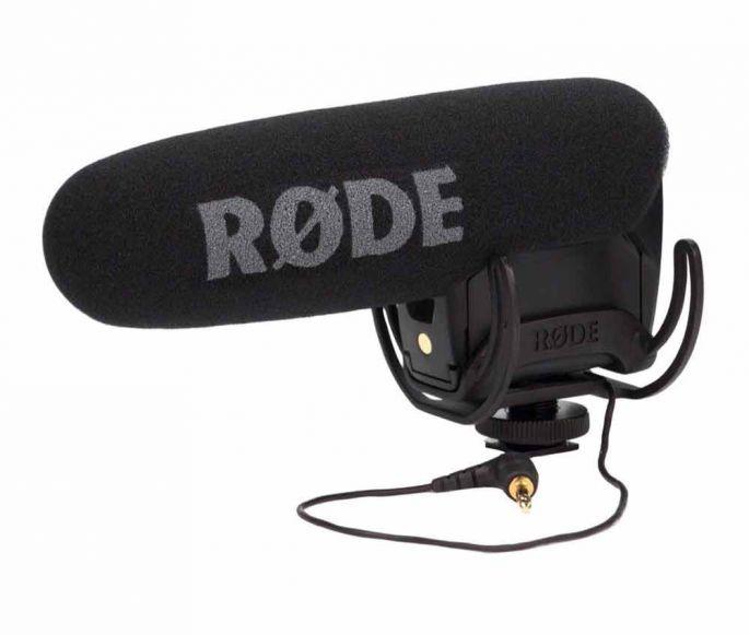 RØDE VMPR VideoMic Pro Rycote kameramikrofon
