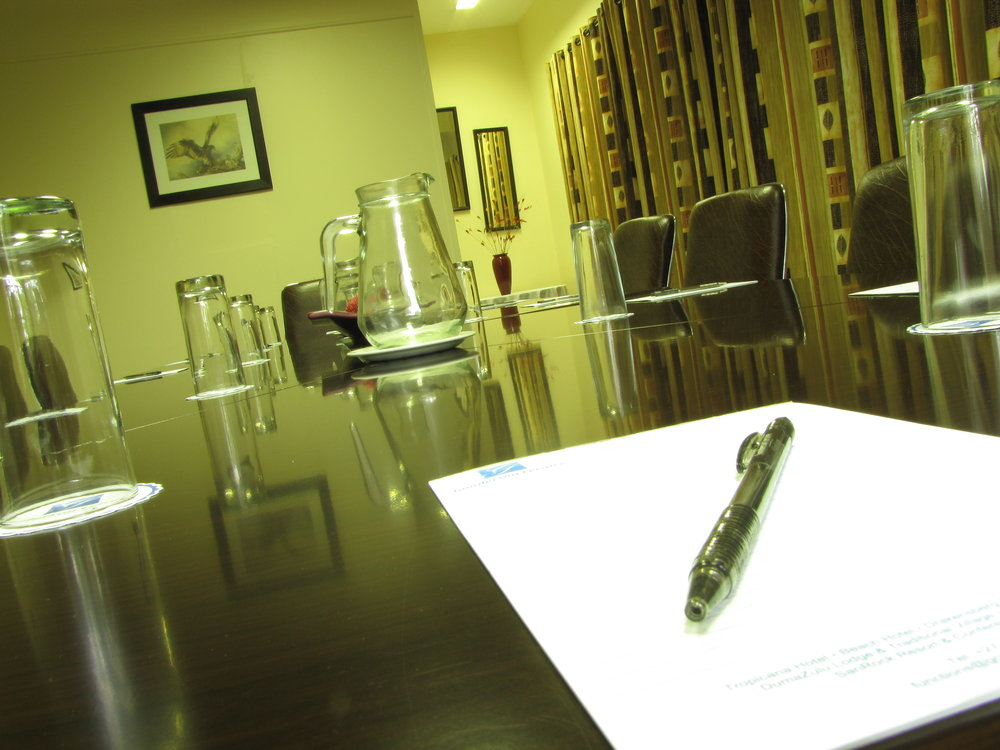 Conferencing - Whether you are after locations for half-day, full-day or even several days, Gooderson Leisure has well equipped conference and meeting rooms make it easy for busy executives to exchange the boardroom for the Berg, fascinating cultural experiences allow international arrivals to truly feel the heart beat of Africa.
