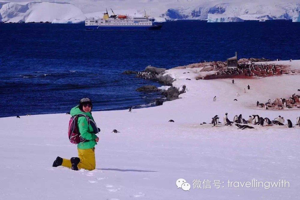 肖林:旅行达人   6年时间,从机场都没去过的菜鸟蜕变为南极达人