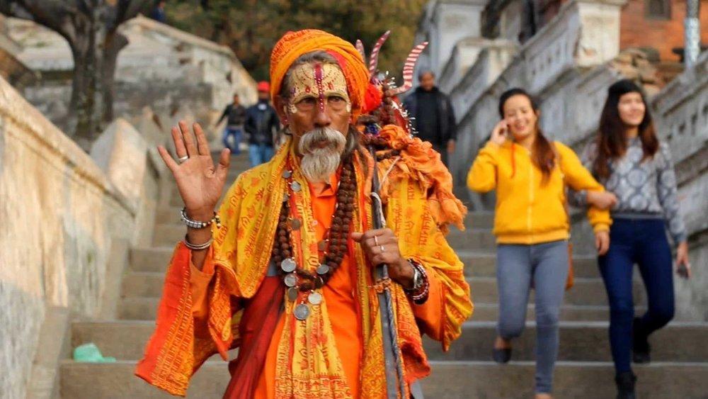尼泊尔   你需要的是被尼泊改变,而不是改变它