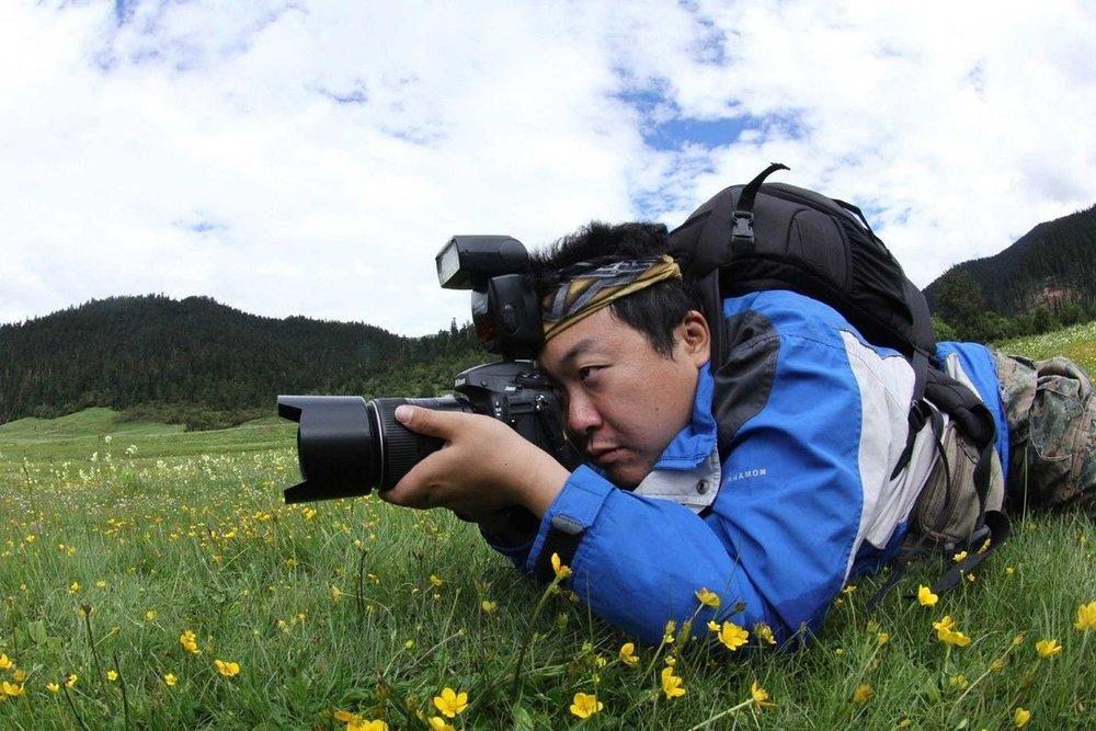 天冬(王辰):自然摄影师   异端博物,草木繁城