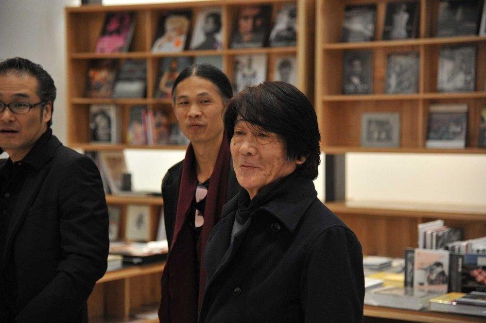 Daido Moriyama: famous Japanese photographer   Street beat my trip